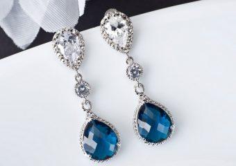 saphhire jewelry